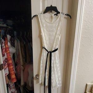 Adorable boho lace dress